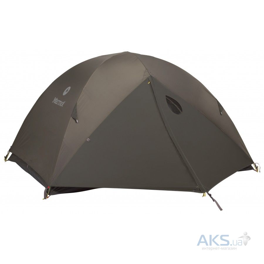 Палатка MARMOT Limelight 3P Tent hatch/dark cedar