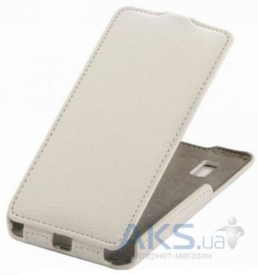 Чехол Armor flip case for LG D170 L40 White