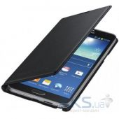 Вид 2 - Чехол Samsung Flip Wallet Cover для Galaxy Note 3 Neo Black (EF-WN750BBEGRU)