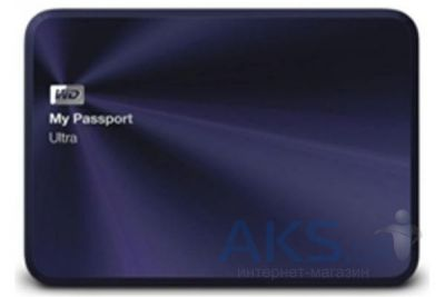 Жесткий диск внешний Western Digital My Passport Ultra Metal 1TB (WDBTYH0010BBA-EESN)