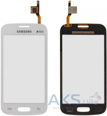 Сенсор (тачскрин) для Samsung Galaxy Star Plus S7260, Galaxy Star Plus Duos S7262 White
