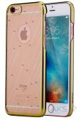 Чехол Rock Meteor Series Apple iPhone 6, iPhone 6S Gold