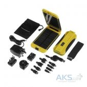 Вид 3 - Внешний аккумулятор PowerTraveller Powermonkey Extreme Yellow (PMEXT007)
