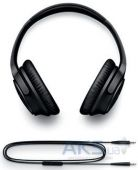 Вид 3 - Наушники (гарнитура) BOSE SoundTrue Around-Ear Headphones MFI Charcoal Black