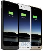 Вид 3 - Внешний аккумулятор Mophie Juice Pack 2600 mAh for iPhone 6 Plus/6S Plus (3084-JP-IP6P-BLK) Black