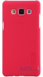 Чехол Nillkin Super Frosted Shield Samsung A5/A500 Red