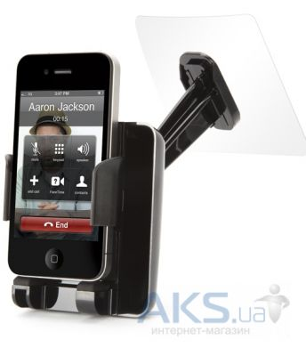 Держатель Griffin AirCurve Window Mount for iPhone 4/4S