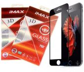 Защитное стекло IMAX 3D glass Apple iPhone 7 Black