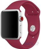 Ремешок для iWatch 42mm Sport Band Blue Rose Red (size L)