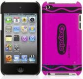 Чехoл Griffin Crayon Classics Pink for iPod touch 4G