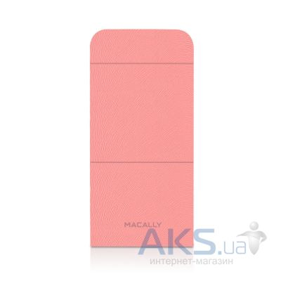 Чехол Macally Flip Case W. Rotatable Stand For iPhone 5 Pink (SSTANDRS-P5)