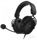 Наушники HyperX Cloud Alpha S Blackout (HX-HSCAS-BK)
