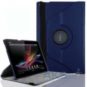 Чехол для планшета TTX Leatherette case для Sony Xperia Tablet Z2 Blue