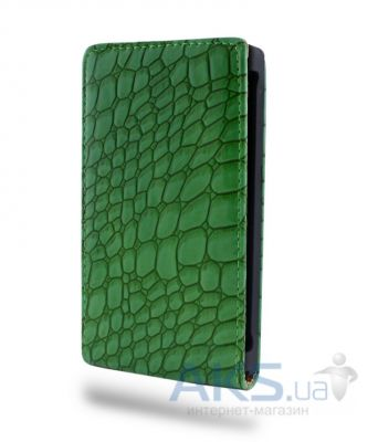 Чехол Atlanta Book case HTC Wildfire S A510e Green