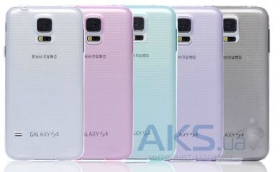 Чехол Remax Ultra Thin Silicon Case для Samsung A700 (A7) Pink