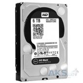"Жесткий диск Western Digital Black 6TB 128MB 3.5"" (WD6001FZWX)"