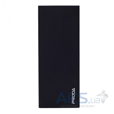 Внешний аккумулятор REMAX Vanguard Power Bank  PP-V08 8000mAh Black