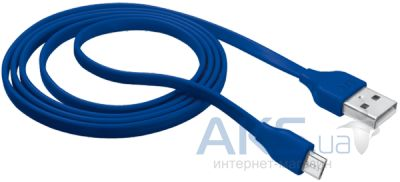 Кабель USB Urban Revolt micro USB Cable 1m Blue