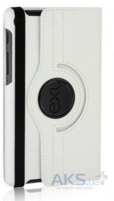 Чехол для планшета TTX leatherette case Asus Google Nexus 7 New White