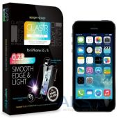 "Защитное стекло SGP Screen Protector Oleophobic Coated Tempered Glass Nano Slim ""Glas TR"" for iPhone 5/5S (SGP10512)"