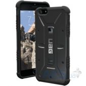 Вид 4 - Чехол UAG Urban Armor Gear Apple iPhone 6/6S Plus Scout Black (IPH6/6SPLS-BLK-VP)