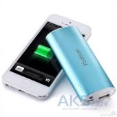 Внешний аккумулятор Yoobao Power Bank 5200 mAh Magic Wand YB-6012, [PBYB6012BL] Blue