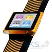 Вид 2 - Чехoл Ozaki iCoat Watch+ Black for iPod nano 6G (IC878BK)