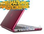 "Чехол Speck MacBook Pro 15"" Aluminum Unibody Only SeeThru Raspberry (SPK-A0469)"