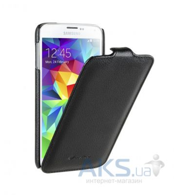 Чехол Melkco Jacka Light PU leather case for Samsung S5 G900 Black (SSGLS5LCJT1BKPULC)