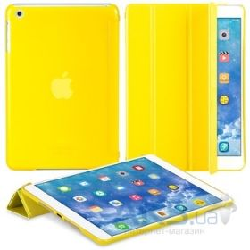 Чехол для планшета RGBMIX Smart Folding for Apple iPad Air Yellow