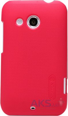 Чехол Nillkin Super Frosted Shield HTC Desire 200 Red