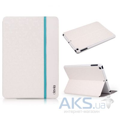 Чехол для планшета Devia Luxury Apple iPad Mini , iPad mini 2, iPad mini 3 White