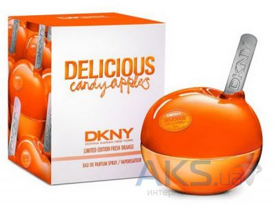 Donna Karan DKNY Be Delicious Candy Apples Fresh Orange Парфюмированная вода 50 ml
