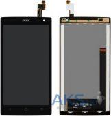 acer Дисплей (экраны) для телефона Acer Liquid Z5 Dual Sim Z150 + Touchscreen Black 214623