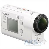 Вид 4 - Экшн-камера Sony HDR-AS300R White