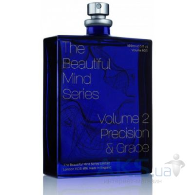Escentric Molecules The Beautiful Mind Series: Vol-2 Precision & Grace Туалетная вода (Тестер) 100 мл