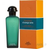 Hermes CONCENTRE D`ORANGE VERTE  Туалетная вода 100 ml