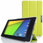 Вид 2 - Чехол для планшета MOKO Smart Cover UltraSlim для Asus Google Nexus 2gen (2013) Green