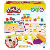 Набор для лепки Hasbro Play-Doh Буквы и языки (C3581)