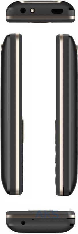 Tecno T349 Dual Sim Dark Black — купить Tecno T349 Dual Sim