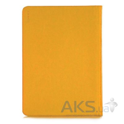 "Чехол JM SHOW Microfiber Leather Case for MacBook Air 13"" Orange"