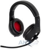 Вид 2 - Наушники (гарнитура) Speed Link CONIUX Stereo Gaming Headset Black