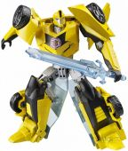 Трансформер Hasbro Трансформеры Robots In Disguise Warriors Bumblebee (B0070)