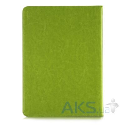 "Чехол JM SHOW Microfiber Leather Case for MacBook Air 11"" Green"