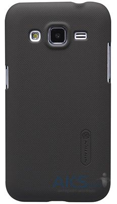 Чехол Nillkin Super Frosted Shield Samsung G350E Galaxy Star Advance Black