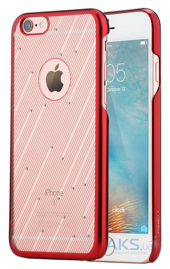 Чехол Rock Meteor Series Apple iPhone 6, iPhone 6S Red