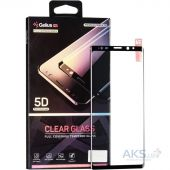 Защитное стекло Gelius Pro 5D Full Cover Glass Samsung Galaxy G965 S9 Plus Black