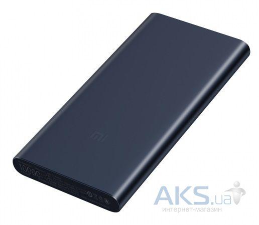 Повербанк power bank Xiaomi Mi 2i 10000 mAh Black