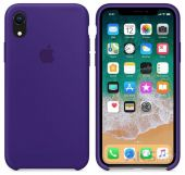 Чохол Apple Silicone Case iPhone XR Violet (HC)