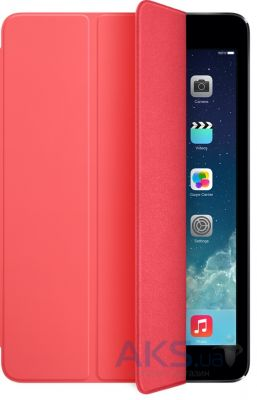 Чехол для планшета Apple Smart Cover iPad Mini 3, iPad Mini 2, iPad mini Pink (MF061)